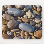 Beach Rocks Mouse Mat