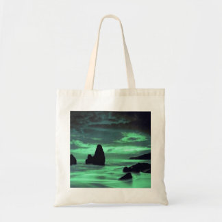 Beach, Rocks Tote Bag