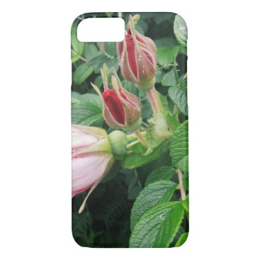 Beach Themed Beach Roses - iPhone 7 Case