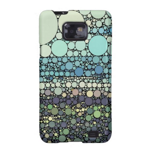 Beach Rounds S2 Galaxy S2 Cases