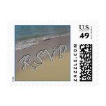 Beach RSVP Postage