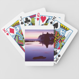 Beach Ruby Park Deck Of Cards