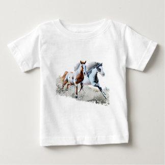 Beach Run Baby T-Shirt