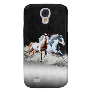 Beach Run Samsung Galaxy S4 Covers