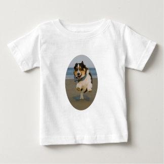 Beach Runner Baby T-Shirt