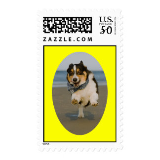 Beach Runner Postage