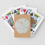 Beach Sand Dollar Playing Cards