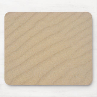 Beach Sand Mouse Pad
