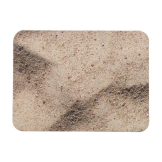 Beach Sand Rectangular Magnet