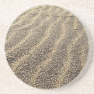 Beach Sand Ripples Coaster
