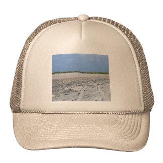 Beach Sand Scene Trucker Hat