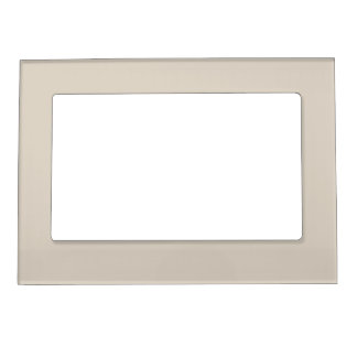 Beach Sand Solid Color Magnetic Frame
