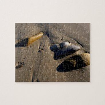Beach Themed Beach/Sand/Stones/Rocks/Pebbles Jigsaw Puzzle