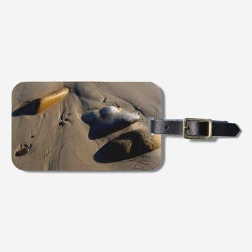 Beach Themed Beach/Sand/Stones/Rocks/Pebbles Luggage Tag