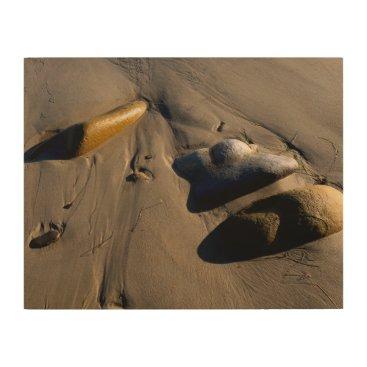 Beach Themed Beach/Sand/Stones/Rocks/Pebbles Wood Wall Art