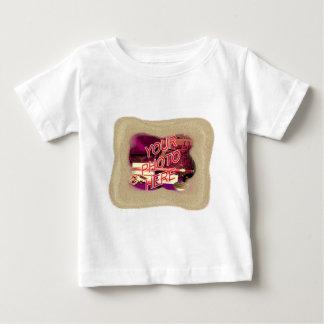 Beach Sand Template Frame T-shirts