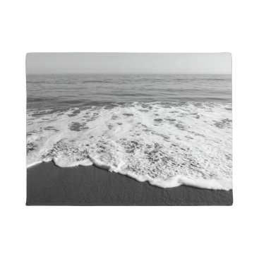 Beach Themed Beach/Sand/Waves Doormat