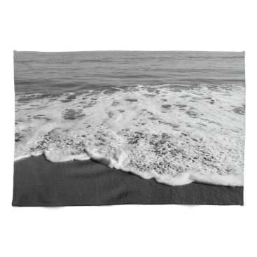 Beach Themed Beach/Sand/Waves Kitchen Towel