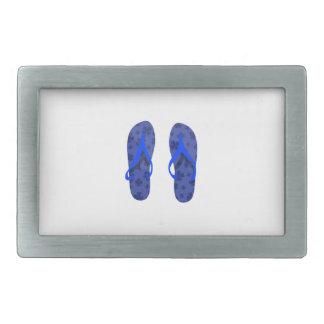 beach sandals blue pattern.png belt buckle