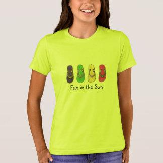 Beach Sandals T-Shirt