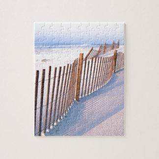Beach Santa Rosa Island Seashore Jigsaw Puzzle