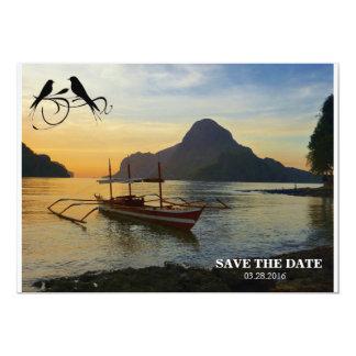 Beach / Save the Date Card