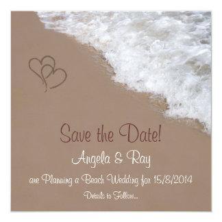 Beach Save the Date Invitations