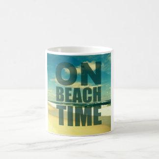BEACH SAYING PHOTO MUG