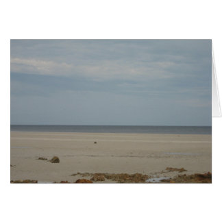 Beach Scape Card