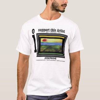 BEACH SCEENE #2   Item#135/shi T-Shirt