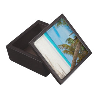 Beach Scene 1 Keepsake Box