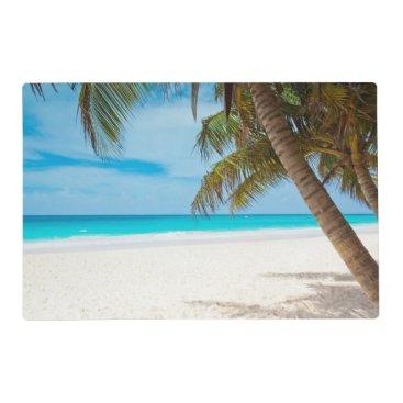 Beach Themed Beach Scene 1 Placemat