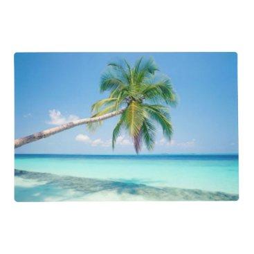 Beach Themed Beach Scene 2 Placemat