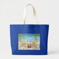 Beach Scene bag
