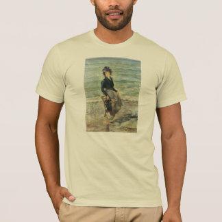 Beach scene by Lovis Corinth T-Shirt