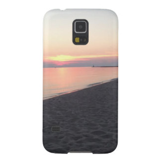 Beach Scene Cases For Galaxy S5