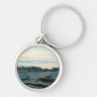 Beach Scene Key Chains