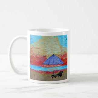 Beach Scene Mug