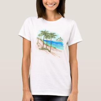 Beach Scene T-Shirt