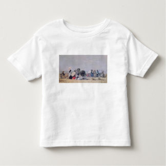 Beach Scene, Trouville, 1873 Toddler T-shirt
