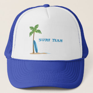 Beach Scene Trucker Hat