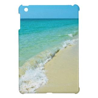 Beach scenery iPad mini case