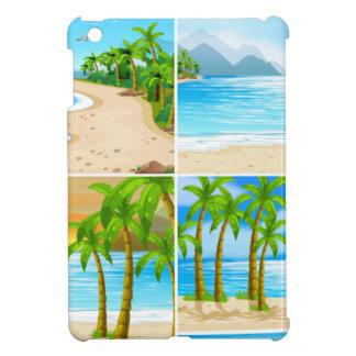 Beach scenes cover for the iPad mini