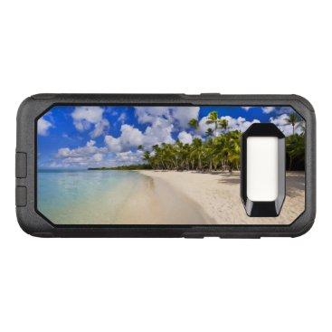 Beach Themed Beach Scenic Tropical Design OtterBox Commuter Samsung Galaxy S8 Case