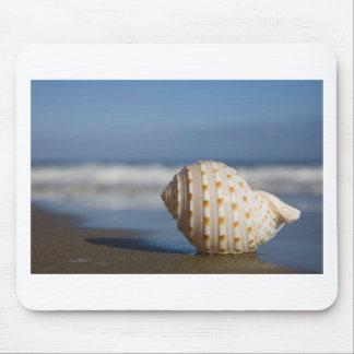 Beach Seashell Mouse Pad
