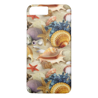 Beach Seashells iPhone 8 Plus/7 Plus Case