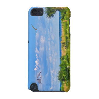 Beach, Seaside, and Birds iPod Touch (5th Generation) Cover