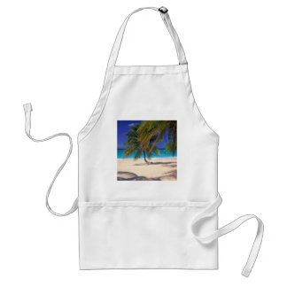 Beach Seven Mile Grand Cayman Adult Apron