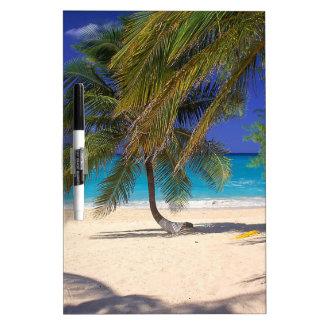 Beach Seven Mile Grand Cayman Dry Erase Boards