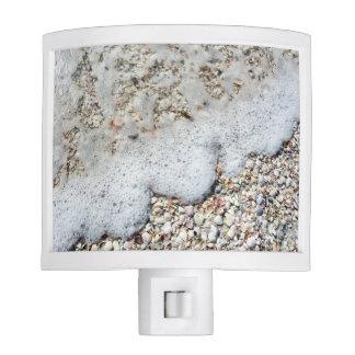 Beach Shells Sea Shell Background Ocean Texture Night Light